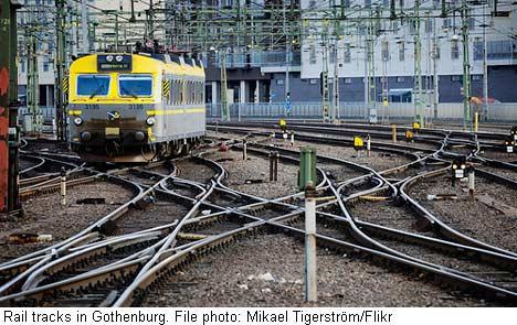 Gothenburg trains face Friday delays