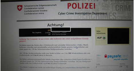 Switzerland increasingly targeted by spies: report