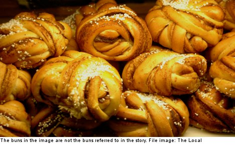 Man serves Swedish nurses drug-laced buns