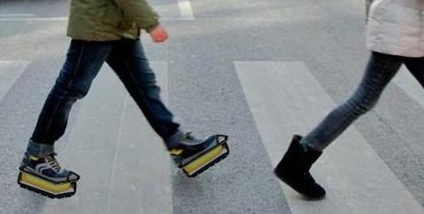 Speedy undershoes among inventions showcased in Geneva
