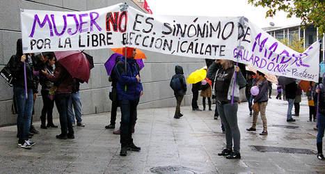 Spain's abortion law plans spark outcry