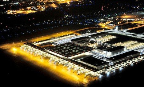 Berlin ghost airport costs €162k a month to clean