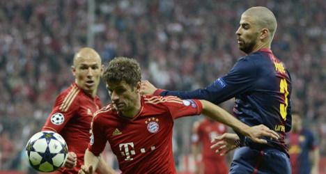 Barça 'need a miracle' after Bayern Munich rout