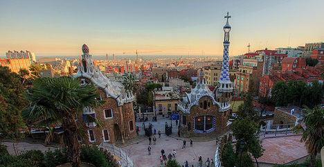 Tourists award brand Barcelona record score
