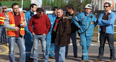 Libyan lifeline for bankrupt French oil plant