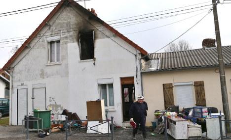 Five children die in France house fire