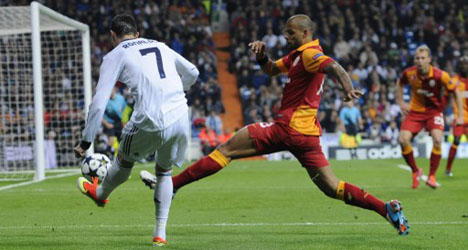 Real Madrid cruise to 3-0 win over Galatasaray