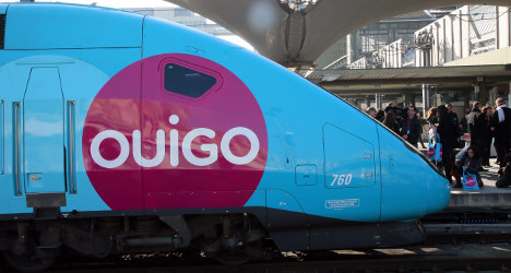 Here 'Ouigo' – France launches low-cost trains