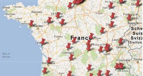 Revealed: France's sneakiest speed radars