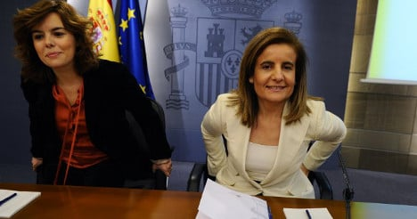 Jobs minister talks down Spain's youth exodus
