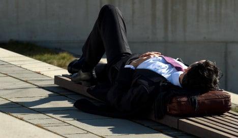German male mental health 'often ignored'
