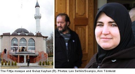 Historic prayer call heard at Stockholm mosque