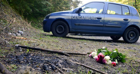 French police collect DNA in Alps murder case
