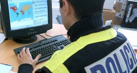 Spanish police bust child pornography ring