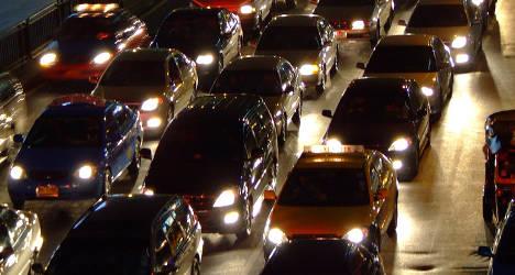 Barcelona 'wins' worst traffic in Spain award