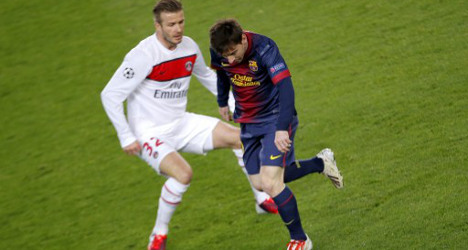 Barça hail supersub Messi after PSG scare
