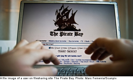Pirate Party launches file-sharer fine insurance