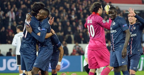 PSG confident of defying odds against Barcelona