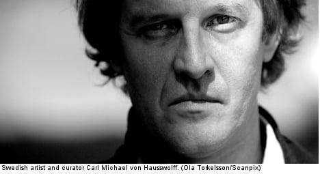 Swedish artist cleared over Holocaust ash art