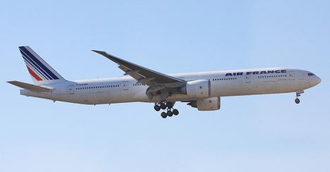 Pro-Palestinian activist wins Air France case