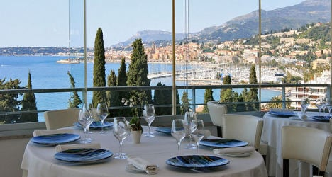 Revealed: The six 'best' restaurants in France