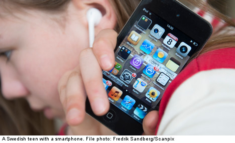 Swedes lose coverage with smartphone switch