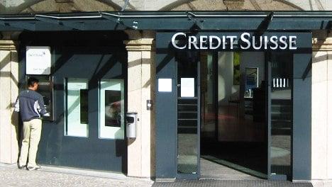 Credit Suisse targeted in German tax evasion raids