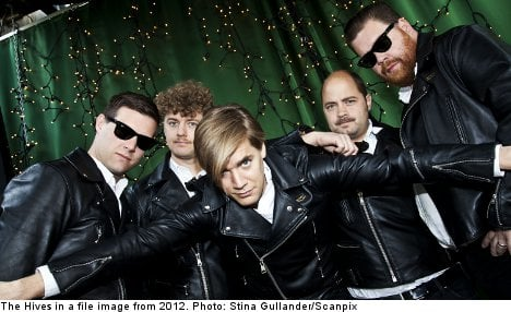 The Hives lose court case against The Cardigans