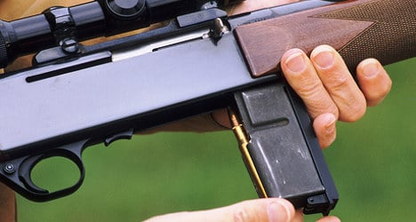 Vigilante granny fires rifle at noisy teenagers