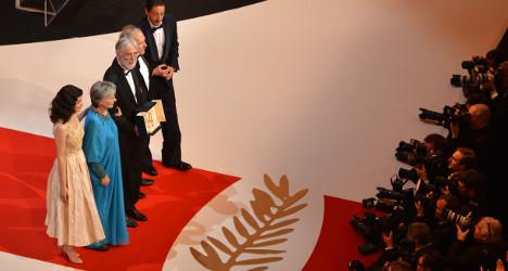 Runners revealed for 2013 Cannes Festival