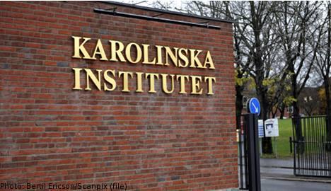 Karolinska Institute tops university list again
