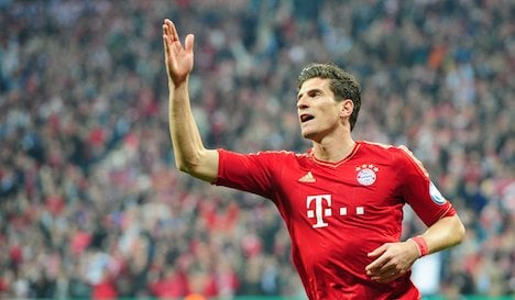 Treble-chasing Bayern blast into Cup final