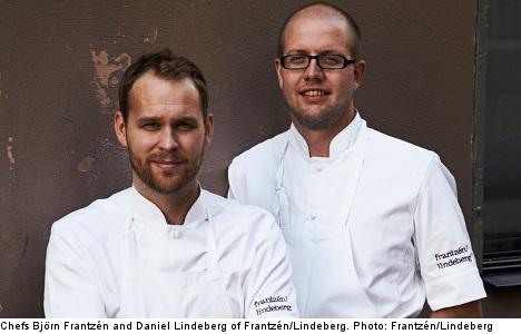 Three Swedish eateries among world's top 100