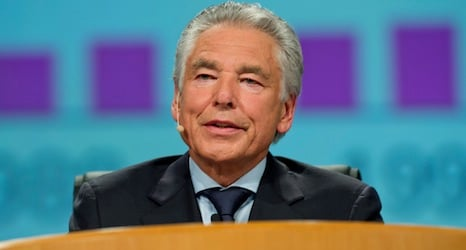 Nestlé chair warns over 'difficult'  Swiss climate