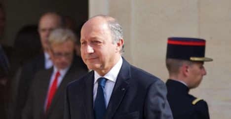 Foreign minister denies Swiss account 'rumour'