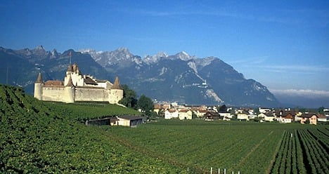 Vaud winegrower fined for tardy fireworks