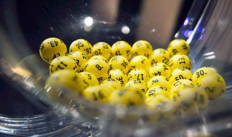 German wins record €46 million lotto jackpot