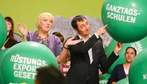 SPD and Greens unite to battle election