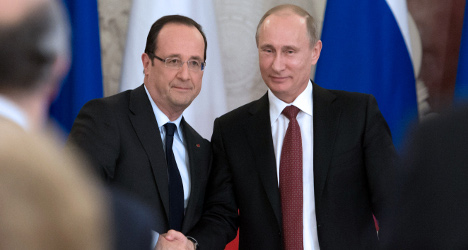 Putin warns France after gay marriage vote