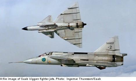 Gandhi 'helped Swedes' in India fighter jet bid