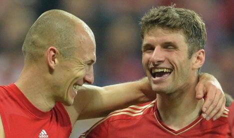 Germans save best for Spanish return games