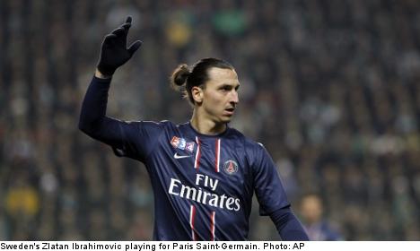 Italian club eyes Zlatan for next season