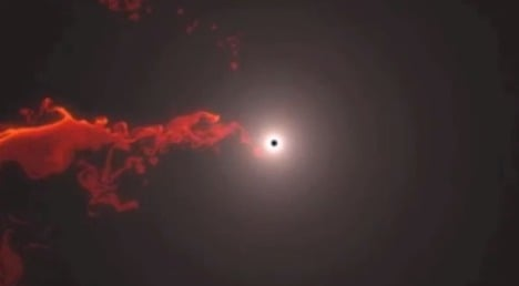 Geneva uni boffins spy black hole activity