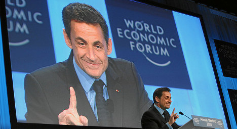 Police raid home in Sarkozy poll probe