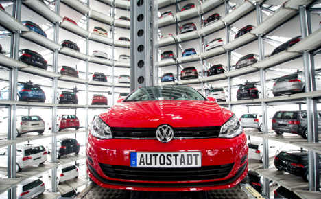 Volkswagen creates 50,000 jobs outside EU