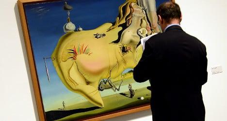 Salvador Dali show lifts lid on creative prankster
