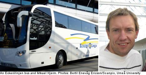 Expert faces threats for 'apartheid bus' comment