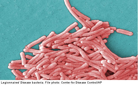 Tenant sues over Legionnaires' Disease