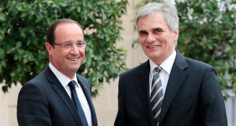 France turns up heat on Austria over tax havens
