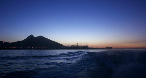 Norwegian student raped in Cape Town